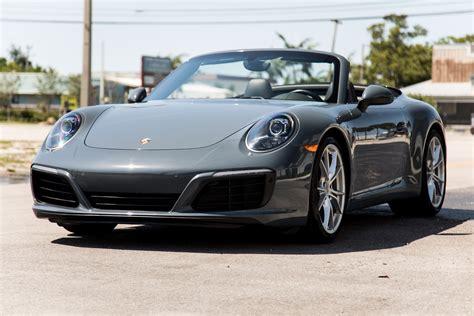 Used 2017 Porsche 911 Carrera For Sale ($79,900) | Marino ...