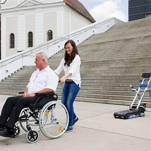 Transport über Treppen : elektrische treppenraupe liftkar ptr f r den transport von ~ Michelbontemps.com Haus und Dekorationen