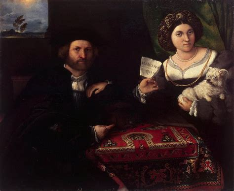 Husband And Wife, 1523