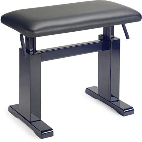 stagg bkp lbk banquette noir brillant cuir pbh 780 bkp