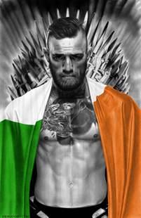 Conor McGregor Drawing