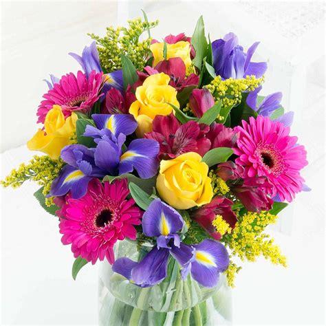 Flower Image Vibrant Celebration Flyingflowers Co Uk