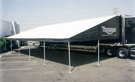 race trailer awning grand prix canopy race canopies