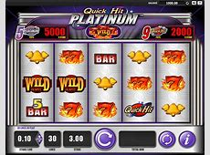 Free Quick Hit Slots Play Quick Hits Platinum Slot Machine