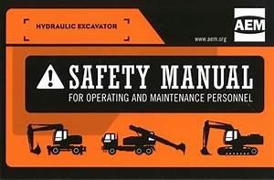 Excavator Safety Manual