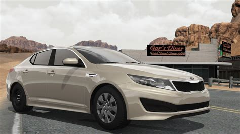 kia optima  damaged gta modscom