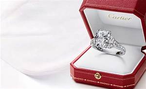 Be my valentine cartier s romantic proposal amazing for Cartier wedding ring box