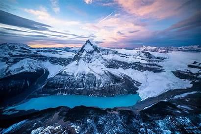 Rocky Mountains Canada Landscape Nature Desktop Landform