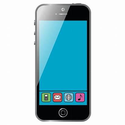 Phone Cell Cellphone Transparent Call Phones Smart