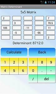 Determinante 4x4 Matrix Berechnen : download freie matrix determinante rechner freie matrix determinante rechner androiddownload ~ Themetempest.com Abrechnung