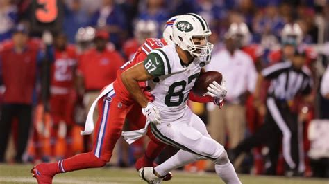 predicting  jets  wide receiver depth chart