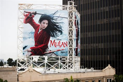 Republican Lawmakers Call For Investigation of 'Mulan ...