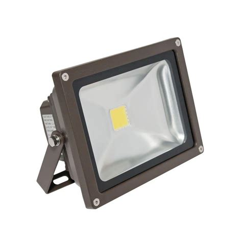 hton bay low voltage integrated led 50w halogen