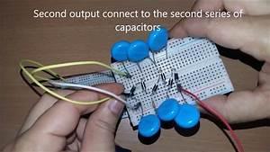 Simple Easy 5 Volt Dc To 5000 Volt Dc High Voltage