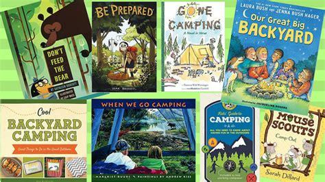 27 great ideas for a camping classroom theme weareteachers 828   camping books