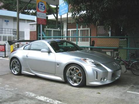 Stgan44 2002 Nissan 350z Specs, Photos, Modification Info