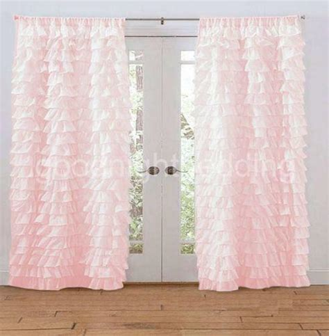 pink bedroom curtains ebay