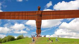 Angel of the North in Gateshead, England | Expedia.ca