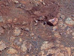 Where Martian 'Jelly Doughnut' Rock Came From (Stereo ...