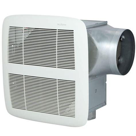 nutone ultra green  cfm ceiling exhaust bath fan energy