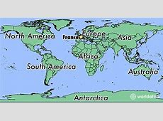 Where is France? Where is France Located in The World