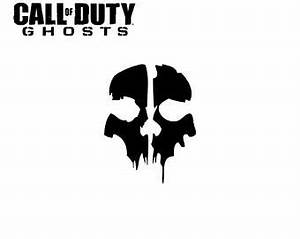 Cod Ghosts Logo Drawing | www.pixshark.com - Images ...