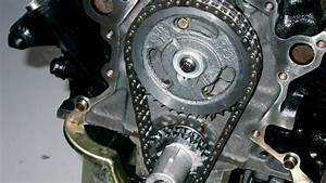How To Diagnose A Jumped Timing Chain