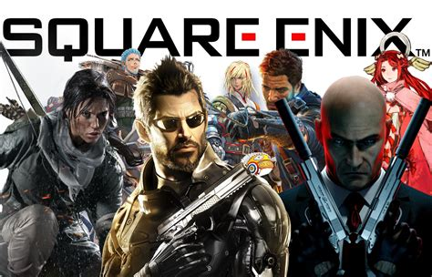 Square Enix Currently Running Spring Clearance Sale - Gameranx