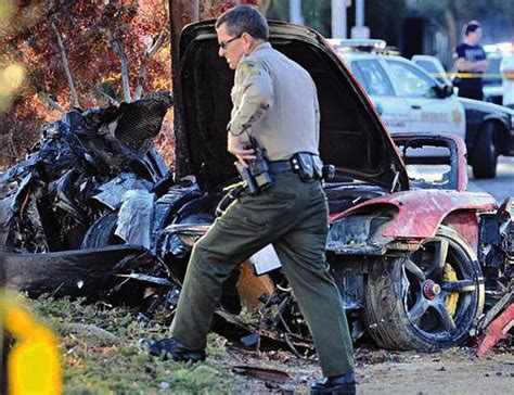 Fast & Furious Series Actor Paul Walker Dead In A Car