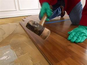 How to install bamboo plank flooring how tos diy for How to lay bamboo flooring