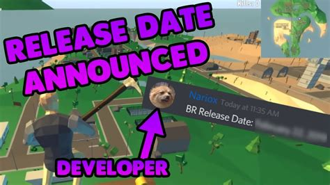 developer announced  strucid battle royale release