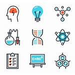 Science Research Icons Laboratory Flaticon Vector Transparent
