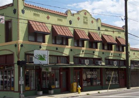 Seminole Heights Antiques--tampa. A Little Mall Of