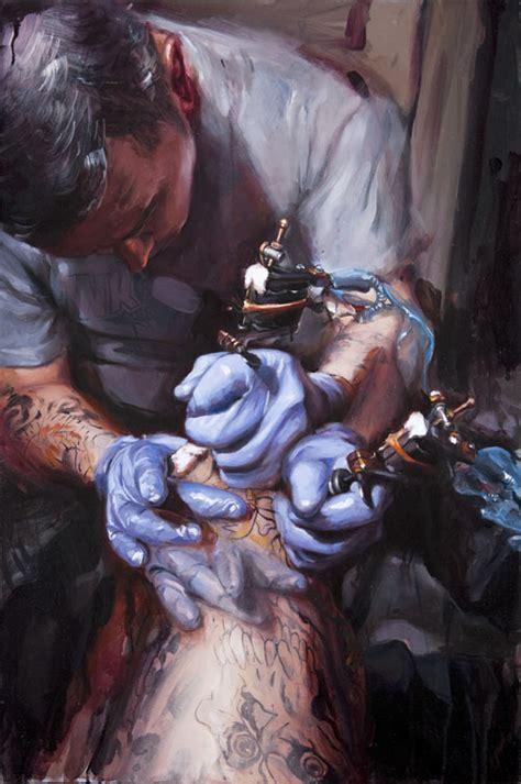 surrealism  visionary art shawn barber