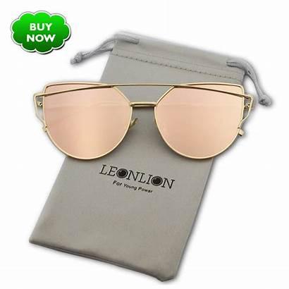 Sunglasses Cat Glasses Eye Reflective Leonlion Designer
