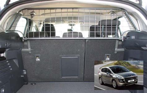 grille coffre pour chien grille de protection auto pour chien voiture