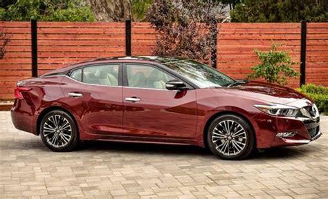 2018 Nissan Maxima Platinum Specs  Nissan Model
