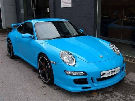 porsche blue paint code porsche in laguna seca blue i like the black wheels on
