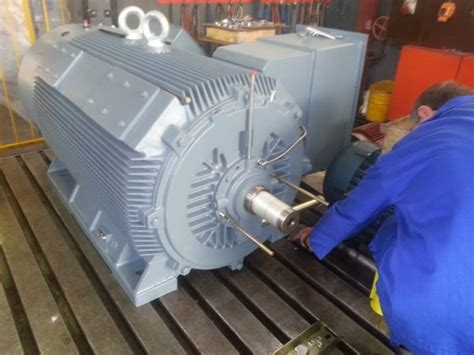 Large Electric Motor by New Wem Medium Voltage Motor 275kw 2p 6600v Indusquip
