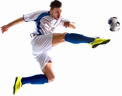 Kick Football Player Transparent Fc Soccer Bourj