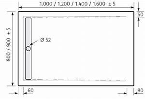 Bodengleiche Duschwanne 120 : hsk duschwanne 80 x 120 cm superflach duschrinne ~ Lizthompson.info Haus und Dekorationen