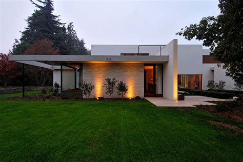 Modern Houses : Modern House In Santiago By Studio