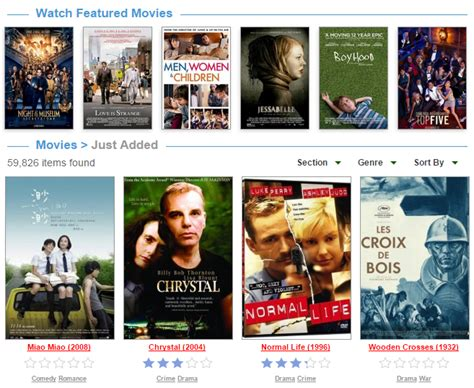 Top Websites To Watch Tv Shows & Movies Online For Free