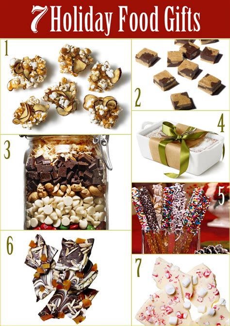 christmas food gifts 7 holiday food gifts recipes spiced