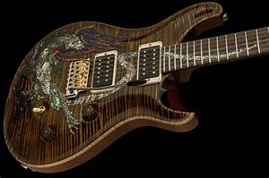 Prs Unveil Private Stock 30th Anniversary Dragon Guitar