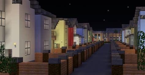 greenfield   realistic modern city  minecraft minecraft building