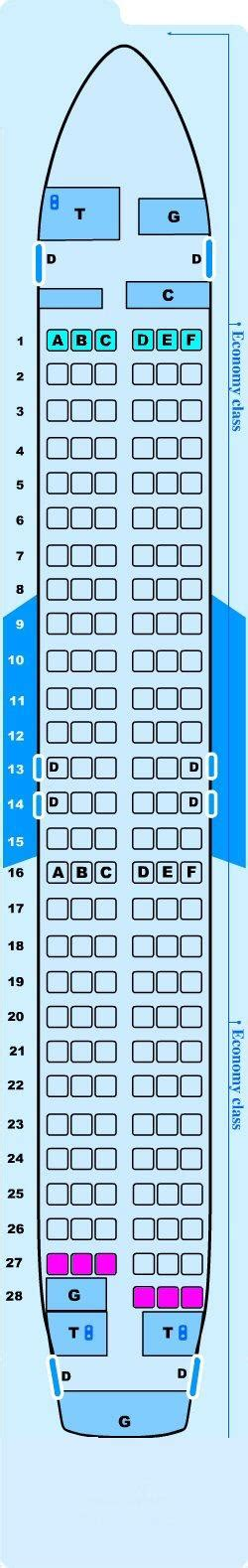 plan des sieges airbus a320 seat map lauda air airbus a320 214 seatmaestro