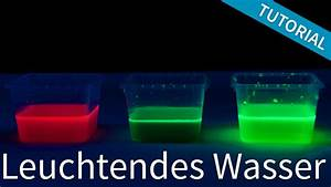 Destilliertes Wasser Selber Machen : leuchtendes wasser selber machen uv licht heimexperiment by incredible experiments youtube ~ Watch28wear.com Haus und Dekorationen