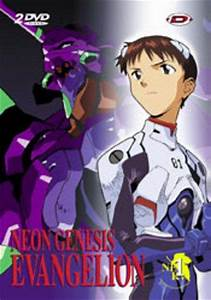 DVD Evangelion Neon Genesis Last Edition Part 1 Vol 1