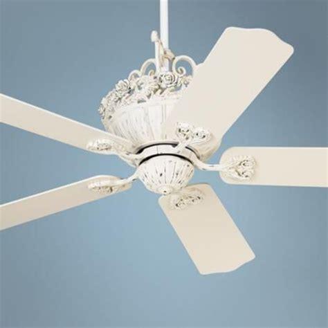 casa chic ceiling fan 52 quot casa chic antique white ceiling fan